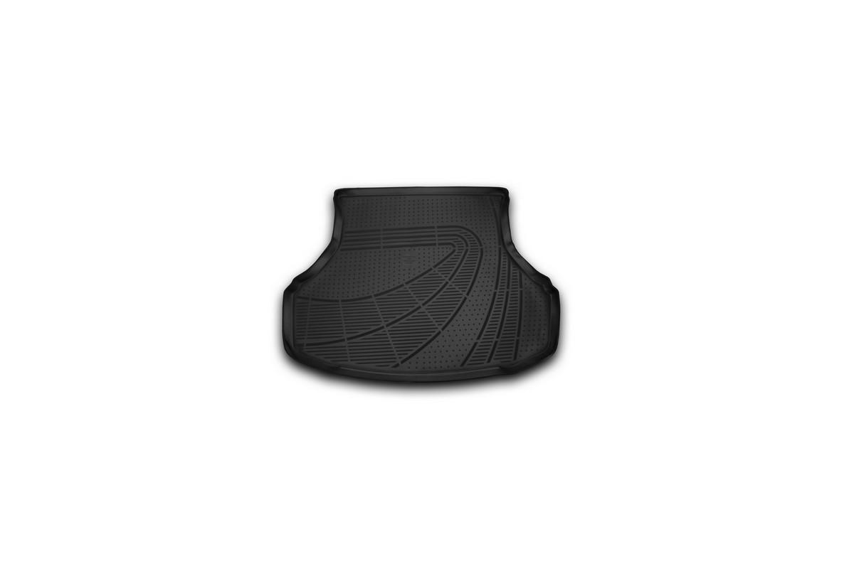 Коврик в багажник автомобиля Novline-Autofamily для Lada Granta 2011 -, седанE300250E1Автомобильный коврик в багажник позволит вам без особых усилий содержать в чистоте багажный отсек вашего авто и при этом перевозить в нем абсолютно любые грузы. Такой автомобильный коврик гарантированно защитит багажник вашего автомобиля от грязи, мусора и пыли, которые постоянно скапливаются в этом отсеке. А кроме того, поддон не пропускает влагу. Все это надолго убережет важную часть кузова от износа. Мыть коврик для багажника из полиуретана можно любыми чистящими средствами или просто водой. При этом много времени уборка не отнимет, ведь полиуретан устойчив к загрязнениям.Если вам приходится перевозить в багажнике тяжелые грузы, за сохранность автоковрика можете не беспокоиться. Он сделан из прочного материала, который не деформируется при механических нагрузках и устойчив даже к экстремальным температурам. А кроме того, коврик для багажника надежно фиксируется и не сдвигается во время поездки - это дополнительная гарантия сохранности вашего багажа.