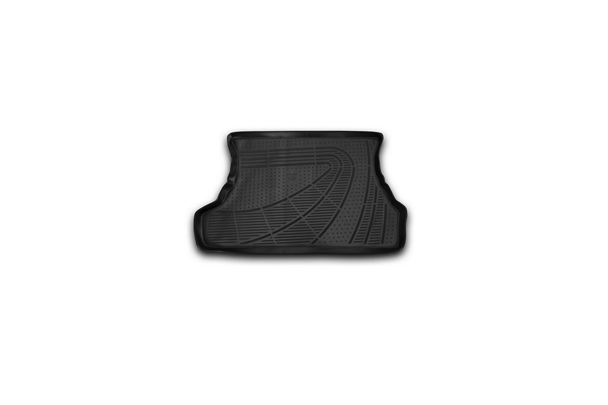 Коврик автомобильный Novline-Autofamily для Lada Samara 2113 / 2114 хэтчбек 2004-, в багажникE410250E1Автомобильный коврик Novline-Autofamily, изготовленный из полиуретана, позволит вам без особых усилий содержать в чистоте багажный отсек вашего авто и при этом перевозить в нем абсолютно любые грузы. Этот модельный коврик идеально подойдет по размерам багажнику вашего автомобиля. Такой автомобильный коврик гарантированно защитит багажник от грязи, мусора и пыли, которые постоянно скапливаются в этом отсеке. А кроме того, поддон не пропускает влагу. Все это надолго убережет важную часть кузова от износа. Коврик в багажнике сильно упростит для вас уборку. Согласитесь, гораздо проще достать и почистить один коврик, нежели весь багажный отсек. Тем более, что поддон достаточно просто вынимается и вставляется обратно. Мыть коврик для багажника из полиуретана можно любыми чистящими средствами или просто водой. При этом много времени у вас уборка не отнимет, ведь полиуретан устойчив к загрязнениям.Если вам приходится перевозить в багажнике тяжелые грузы, за сохранность коврика можете не беспокоиться. Он сделан из прочного материала, который не деформируется при механических нагрузках и устойчив даже к экстремальным температурам. А кроме того, коврик для багажника надежно фиксируется и не сдвигается во время поездки, что является дополнительной гарантией сохранности вашего багажа.Коврик имеет форму и размеры, соответствующие модели данного автомобиля.