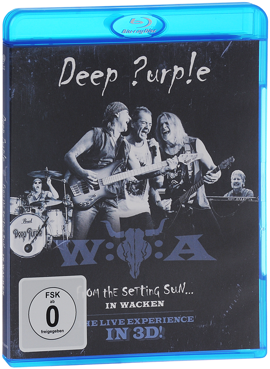Deep Purple: From The Setting Sun... (In Wacken) (Blu-ray) above and beyond hamburg