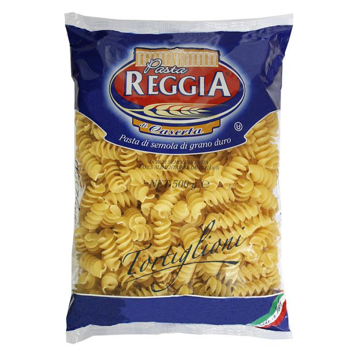 Pasta Reggia Tortiglioni Спираль макароны, 500 г8008857300467