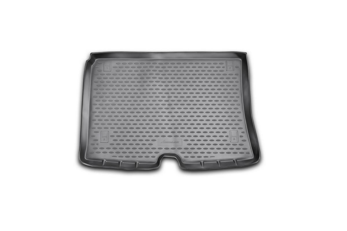 Коврик автомобильный Novline-Autofamily для Citroen Nemo минивэн 2008-, в багажник коврик в багажник citroen berlingo b9 2008 полиуретан