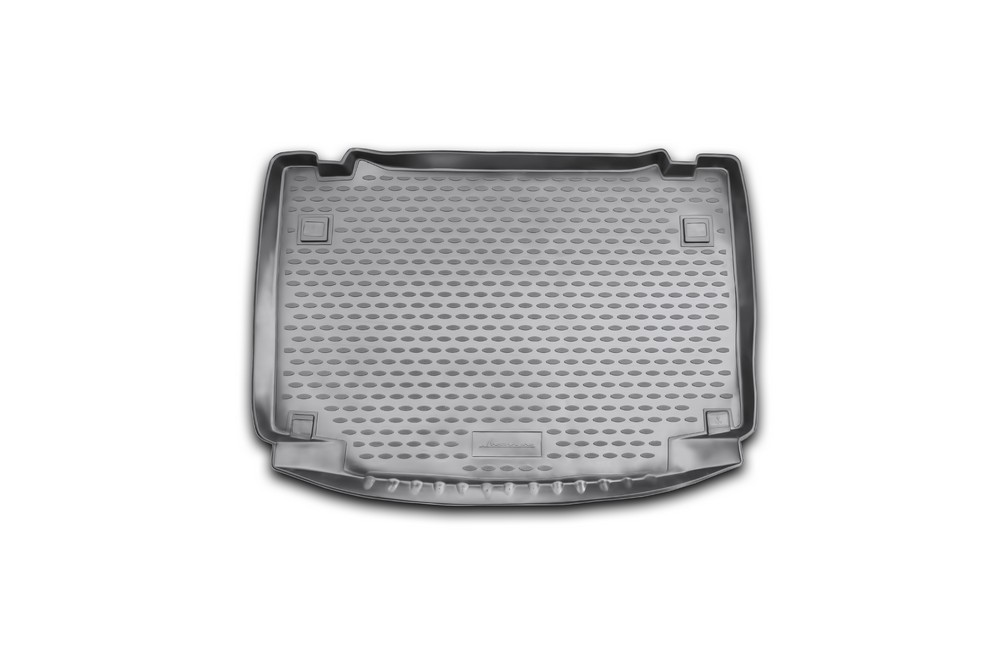 Коврик в багажник автомобиля Novline-Autofamily для Daihatsu Terios, 2006 -NLC.12.01.B13Автомобильный коврик в багажник позволит вам без особых усилий содержать в чистоте багажный отсек вашего авто и при этом перевозить в нем абсолютно любые грузы. Такой автомобильный коврик гарантированно защитит багажник вашего автомобиля от грязи, мусора и пыли, которые постоянно скапливаются в этом отсеке. А кроме того, поддон не пропускает влагу. Все это надолго убережет важную часть кузова от износа. Мыть коврик для багажника из полиуретана можно любыми чистящими средствами или просто водой. При этом много времени уборка не отнимет, ведь полиуретан устойчив к загрязнениям.Если вам приходится перевозить в багажнике тяжелые грузы, за сохранность автоковрика можете не беспокоиться. Он сделан из прочного материала, который не деформируется при механических нагрузках и устойчив даже к экстремальным температурам. А кроме того, коврик для багажника надежно фиксируется и не сдвигается во время поездки - это дополнительная гарантия сохранности вашего багажа.