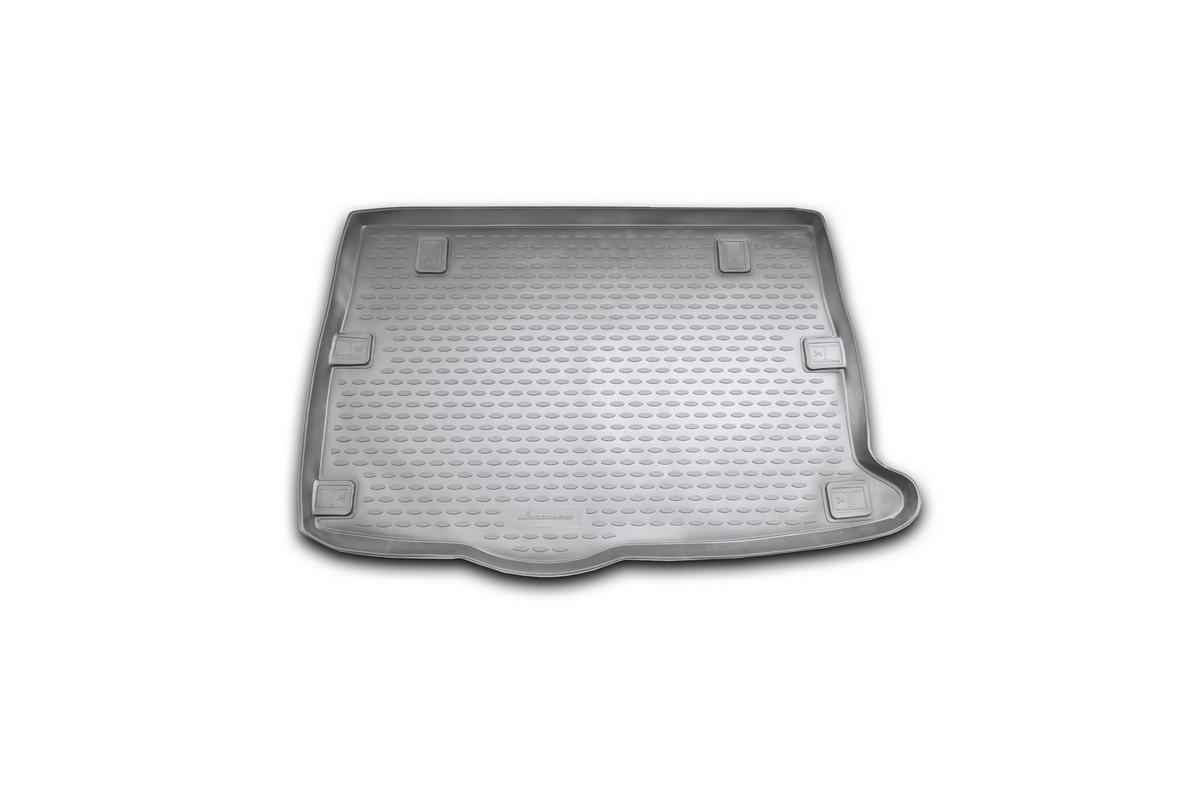 Коврик автомобильный Novline-Autofamily для Hyundai Veloster хэтчбек 2012-, в багажникNLC.20.52.B11Автомобильный коврик Novline-Autofamily, изготовленный из полиуретана, позволит вам без особых усилий содержать в чистоте багажный отсек вашего авто и при этом перевозить в нем абсолютно любые грузы. Этот модельный коврик идеально подойдет по размерам багажнику вашего автомобиля. Такой автомобильный коврик гарантированно защитит багажник от грязи, мусора и пыли, которые постоянно скапливаются в этом отсеке. А кроме того, поддон не пропускает влагу. Все это надолго убережет важную часть кузова от износа. Коврик в багажнике сильно упростит для вас уборку. Согласитесь, гораздо проще достать и почистить один коврик, нежели весь багажный отсек. Тем более, что поддон достаточно просто вынимается и вставляется обратно. Мыть коврик для багажника из полиуретана можно любыми чистящими средствами или просто водой. При этом много времени у вас уборка не отнимет, ведь полиуретан устойчив к загрязнениям.Если вам приходится перевозить в багажнике тяжелые грузы, за сохранность коврика можете не беспокоиться. Он сделан из прочного материала, который не деформируется при механических нагрузках и устойчив даже к экстремальным температурам. А кроме того, коврик для багажника надежно фиксируется и не сдвигается во время поездки, что является дополнительной гарантией сохранности вашего багажа.Коврик имеет форму и размеры, соответствующие модели данного автомобиля.