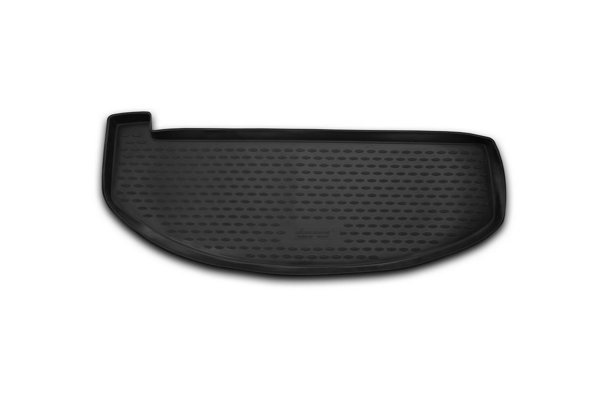 Коврик автомобильный Novline-Autofamily для Hyundai Grand Santa Fe внедорожник 2013-, в багажник