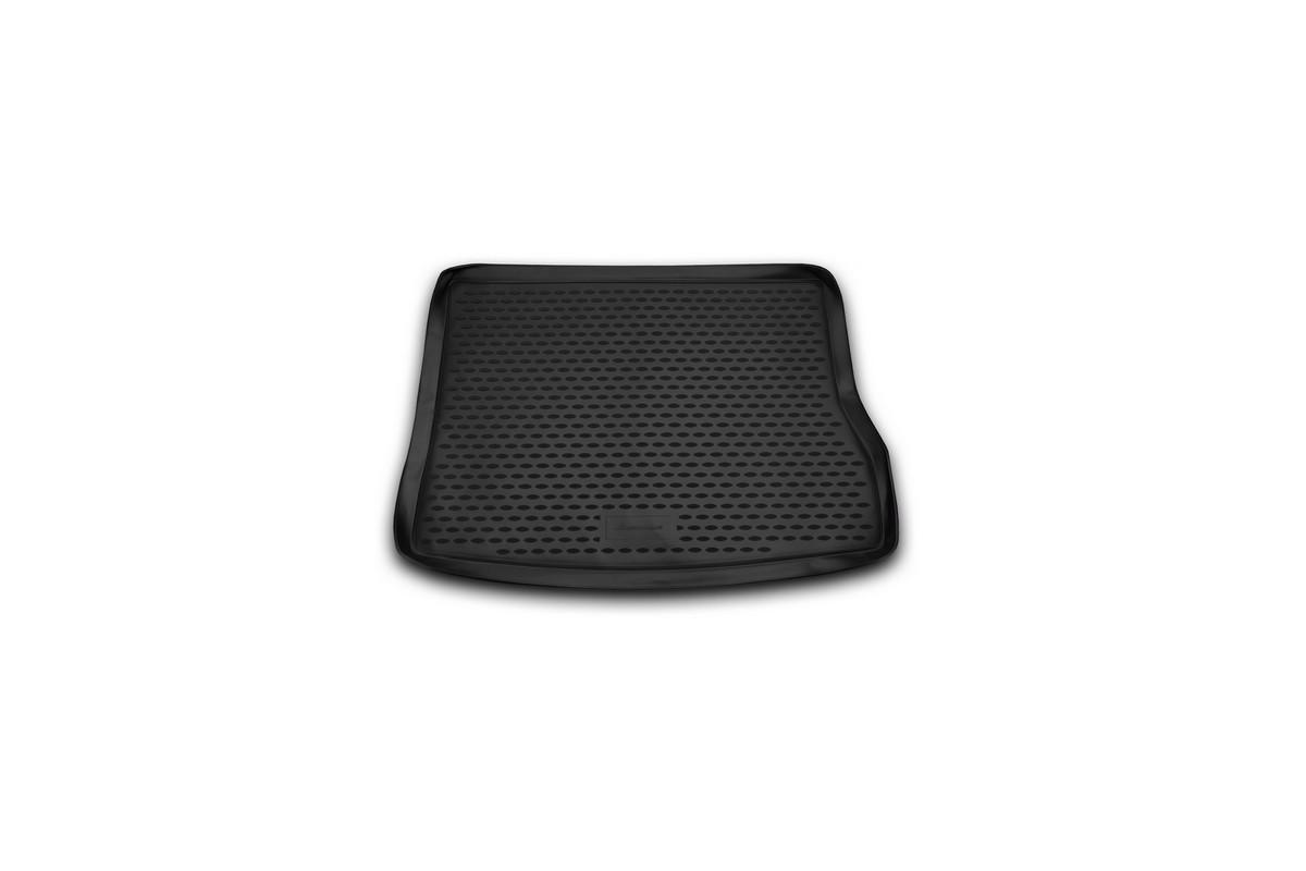 Коврик автомобильный Novline-Autofamily для Kia Pro Ceed 3D хэтчбек, 2008-, в багажник. NLC.25.27.B16NLC.25.27.B16Автомобильный коврик Novline-Autofamily, изготовленный из полиуретана, позволит вам без особых усилий содержать в чистоте багажный отсек вашего авто и при этом перевозить в нем абсолютно любые грузы. Этот модельный коврик идеально подойдет по размерам багажнику вашего автомобиля. Такой автомобильный коврик гарантированно защитит багажник от грязи, мусора и пыли, которые постоянно скапливаются в этом отсеке. А кроме того, поддон не пропускает влагу. Все это надолго убережет важную часть кузова от износа. Коврик в багажнике сильно упростит для вас уборку. Согласитесь, гораздо проще достать и почистить один коврик, нежели весь багажный отсек. Тем более, что поддон достаточно просто вынимается и вставляется обратно. Мыть коврик для багажника из полиуретана можно любыми чистящими средствами или просто водой. При этом много времени у вас уборка не отнимет, ведь полиуретан устойчив к загрязнениям.Если вам приходится перевозить в багажнике тяжелые грузы, за сохранность коврика можете не беспокоиться. Он сделан из прочного материала, который не деформируется при механических нагрузках и устойчив даже к экстремальным температурам. А кроме того, коврик для багажника надежно фиксируется и не сдвигается во время поездки, что является дополнительной гарантией сохранности вашего багажа.Коврик имеет форму и размеры, соответствующие модели данного автомобиля.