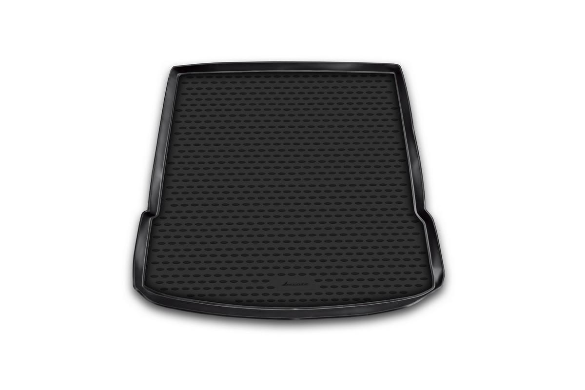 Коврик автомобильный Novline-Autofamily для Kia Mohave универсал 2010, 2009-, в багажник. NLC.25.29.B12NLC.25.29.B12Автомобильный коврик Novline-Autofamily, изготовленный из полиуретана, позволит вам без особых усилий содержать в чистоте багажный отсек вашего авто и при этом перевозить в нем абсолютно любые грузы. Этот модельный коврик идеально подойдет по размерам багажнику вашего автомобиля. Такой автомобильный коврик гарантированно защитит багажник от грязи, мусора и пыли, которые постоянно скапливаются в этом отсеке. А кроме того, поддон не пропускает влагу. Все это надолго убережет важную часть кузова от износа. Коврик в багажнике сильно упростит для вас уборку. Согласитесь, гораздо проще достать и почистить один коврик, нежели весь багажный отсек. Тем более, что поддон достаточно просто вынимается и вставляется обратно. Мыть коврик для багажника из полиуретана можно любыми чистящими средствами или просто водой. При этом много времени у вас уборка не отнимет, ведь полиуретан устойчив к загрязнениям.Если вам приходится перевозить в багажнике тяжелые грузы, за сохранность коврика можете не беспокоиться. Он сделан из прочного материала, который не деформируется при механических нагрузках и устойчив даже к экстремальным температурам. А кроме того, коврик для багажника надежно фиксируется и не сдвигается во время поездки, что является дополнительной гарантией сохранности вашего багажа.Коврик имеет форму и размеры, соответствующие модели данного автомобиля.