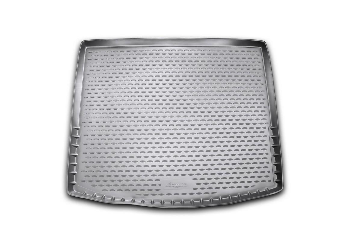 Коврик в багажник автомобиля Novline-Autofamily для Kia Sorento, 2009 - 2012 коврик автомобильный novline autofamily для kia sorento кроссовер 2003 в багажник