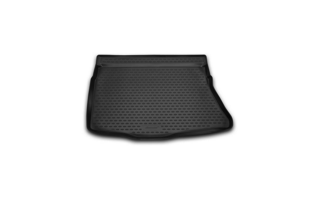 Коврик автомобильный Novline-Autofamily для Kia Ceed хэтчбек 2012-, в багажникNLC.25.45.B11Автомобильный коврик Novline-Autofamily, изготовленный из полиуретана, позволит вам без особых усилий содержать в чистоте багажный отсек вашего авто и при этом перевозить в нем абсолютно любые грузы. Этот модельный коврик идеально подойдет по размерам багажнику вашего автомобиля. Такой автомобильный коврик гарантированно защитит багажник от грязи, мусора и пыли, которые постоянно скапливаются в этом отсеке. А кроме того, поддон не пропускает влагу. Все это надолго убережет важную часть кузова от износа. Коврик в багажнике сильно упростит для вас уборку. Согласитесь, гораздо проще достать и почистить один коврик, нежели весь багажный отсек. Тем более, что поддон достаточно просто вынимается и вставляется обратно. Мыть коврик для багажника из полиуретана можно любыми чистящими средствами или просто водой. При этом много времени у вас уборка не отнимет, ведь полиуретан устойчив к загрязнениям.Если вам приходится перевозить в багажнике тяжелые грузы, за сохранность коврика можете не беспокоиться. Он сделан из прочного материала, который не деформируется при механических нагрузках и устойчив даже к экстремальным температурам. А кроме того, коврик для багажника надежно фиксируется и не сдвигается во время поездки, что является дополнительной гарантией сохранности вашего багажа.Коврик имеет форму и размеры, соответствующие модели данного автомобиля.