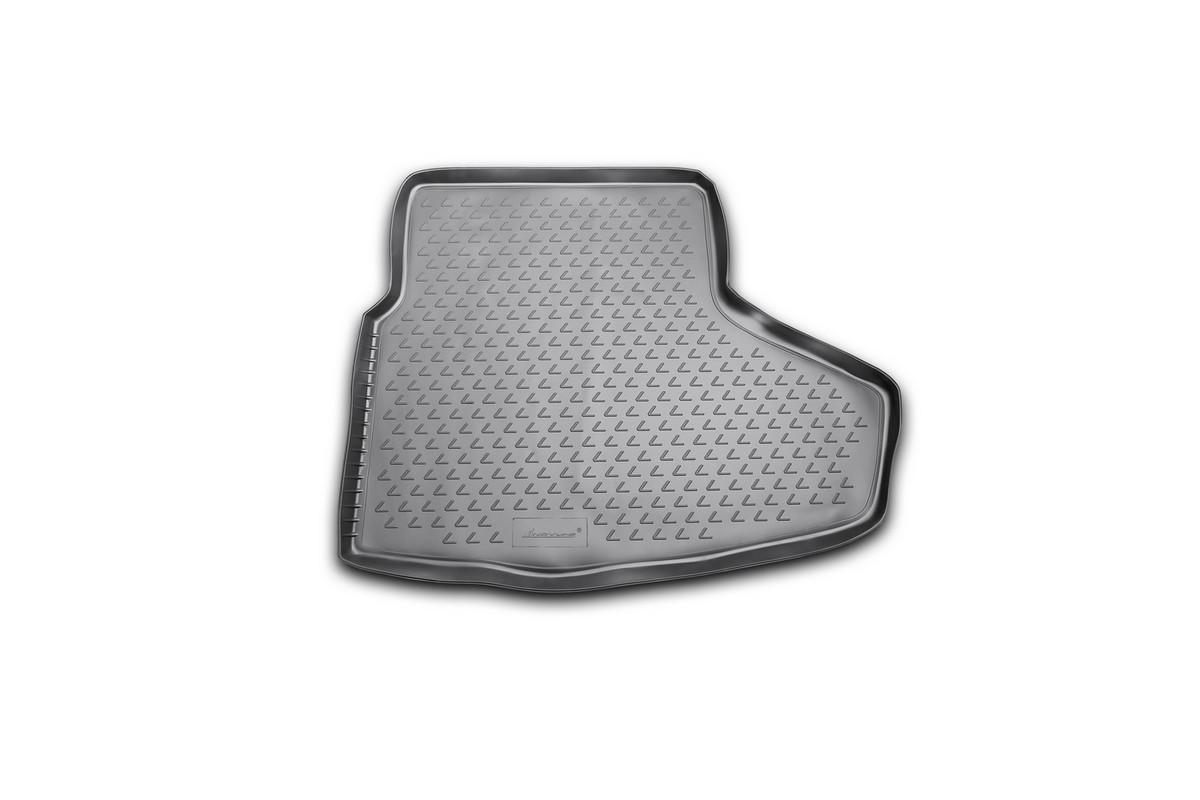 Коврик автомобильный Novline-Autofamily для Lexus IS250 седан 2005-2013, в багажник. NLC.29.05.B10NLC.29.05.B10Автомобильный коврик Novline-Autofamily, изготовленный из полиуретана, позволит вам без особых усилий содержать в чистоте багажный отсек вашего авто и при этом перевозить в нем абсолютно любые грузы. Этот модельный коврик идеально подойдет по размерам багажнику вашего автомобиля. Такой автомобильный коврик гарантированно защитит багажник от грязи, мусора и пыли, которые постоянно скапливаются в этом отсеке. А кроме того, поддон не пропускает влагу. Все это надолго убережет важную часть кузова от износа. Коврик в багажнике сильно упростит для вас уборку. Согласитесь, гораздо проще достать и почистить один коврик, нежели весь багажный отсек. Тем более, что поддон достаточно просто вынимается и вставляется обратно. Мыть коврик для багажника из полиуретана можно любыми чистящими средствами или просто водой. При этом много времени у вас уборка не отнимет, ведь полиуретан устойчив к загрязнениям.Если вам приходится перевозить в багажнике тяжелые грузы, за сохранность коврика можете не беспокоиться. Он сделан из прочного материала, который не деформируется при механических нагрузках и устойчив даже к экстремальным температурам. А кроме того, коврик для багажника надежно фиксируется и не сдвигается во время поездки, что является дополнительной гарантией сохранности вашего багажа.Коврик имеет форму и размеры, соответствующие модели данного автомобиля.