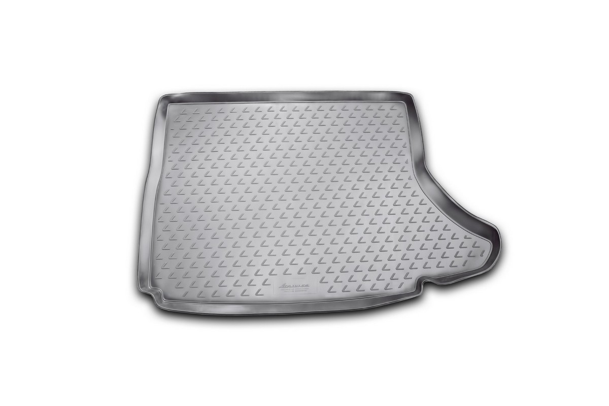 Коврик в багажник автомобиля Novline-Autofamily для Lexus CT 200h, с сабвуфером, 2011 - коврик в багажник lexus gx 470 02 полиуретан