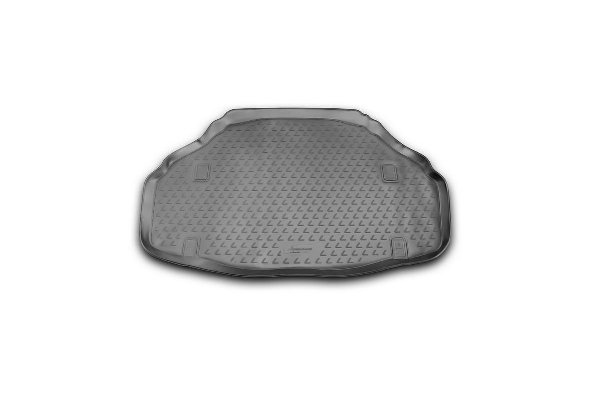 Коврик автомобильный Novline-Autofamily для Lexus LS460L седан 2012-, в багажникNLC.29.28.B10Автомобильный коврик Novline-Autofamily, изготовленный из полиуретана, позволит вам без особых усилий содержать в чистоте багажный отсек вашего авто и при этом перевозить в нем абсолютно любые грузы. Этот модельный коврик идеально подойдет по размерам багажнику вашего автомобиля. Такой автомобильный коврик гарантированно защитит багажник от грязи, мусора и пыли, которые постоянно скапливаются в этом отсеке. А кроме того, поддон не пропускает влагу. Все это надолго убережет важную часть кузова от износа. Коврик в багажнике сильно упростит для вас уборку. Согласитесь, гораздо проще достать и почистить один коврик, нежели весь багажный отсек. Тем более, что поддон достаточно просто вынимается и вставляется обратно. Мыть коврик для багажника из полиуретана можно любыми чистящими средствами или просто водой. При этом много времени у вас уборка не отнимет, ведь полиуретан устойчив к загрязнениям.Если вам приходится перевозить в багажнике тяжелые грузы, за сохранность коврика можете не беспокоиться. Он сделан из прочного материала, который не деформируется при механических нагрузках и устойчив даже к экстремальным температурам. А кроме того, коврик для багажника надежно фиксируется и не сдвигается во время поездки, что является дополнительной гарантией сохранности вашего багажа.Коврик имеет форму и размеры, соответствующие модели данного автомобиля.