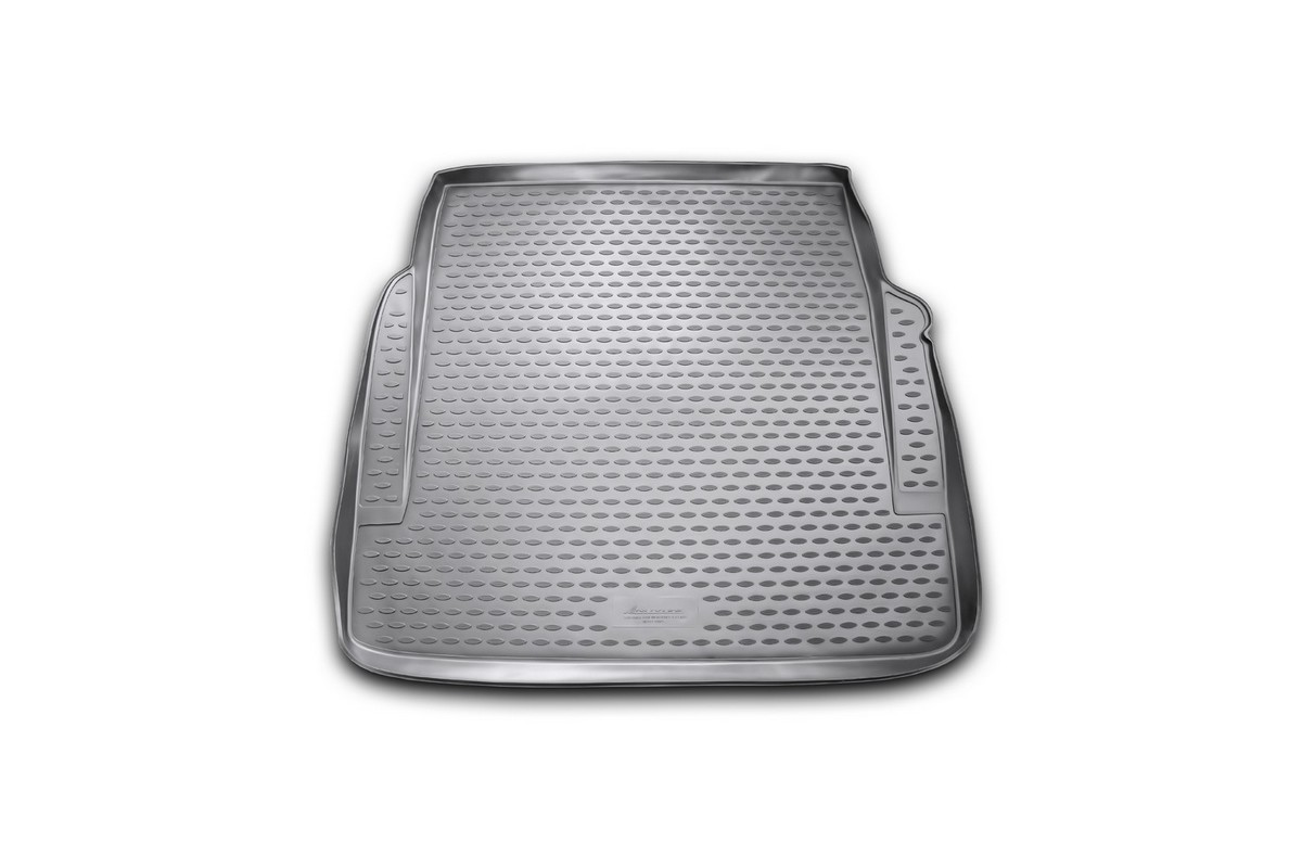 Коврик автомобильный Novline-Autofamily для Mercedes-Benz S-Klasse W221 седан 2005-, в багажникNLC.34.11.B10Автомобильный коврик Novline-Autofamily, изготовленный из полиуретана, позволит вам без особых усилий содержать в чистоте багажный отсек вашего авто и при этом перевозить в нем абсолютно любые грузы. Этот модельный коврик идеально подойдет по размерам багажнику вашего автомобиля. Такой автомобильный коврик гарантированно защитит багажник от грязи, мусора и пыли, которые постоянно скапливаются в этом отсеке. А кроме того, поддон не пропускает влагу. Все это надолго убережет важную часть кузова от износа. Коврик в багажнике сильно упростит для вас уборку. Согласитесь, гораздо проще достать и почистить один коврик, нежели весь багажный отсек. Тем более, что поддон достаточно просто вынимается и вставляется обратно. Мыть коврик для багажника из полиуретана можно любыми чистящими средствами или просто водой. При этом много времени у вас уборка не отнимет, ведь полиуретан устойчив к загрязнениям.Если вам приходится перевозить в багажнике тяжелые грузы, за сохранность коврика можете не беспокоиться. Он сделан из прочного материала, который не деформируется при механических нагрузках и устойчив даже к экстремальным температурам. А кроме того, коврик для багажника надежно фиксируется и не сдвигается во время поездки, что является дополнительной гарантией сохранности вашего багажа.Коврик имеет форму и размеры, соответствующие модели данного автомобиля.
