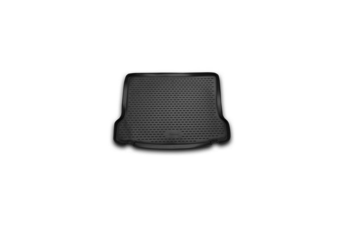 Коврик в багажник автомобиля Novline-Autofamily для Mercedes-Benz GLA, 2015 -NLC.34.45.B13Автомобильный коврик в багажник позволит вам без особых усилий содержать в чистоте багажный отсек вашего авто и при этом перевозить в нем абсолютно любые грузы. Такой автомобильный коврик гарантированно защитит багажник вашего автомобиля от грязи, мусора и пыли, которые постоянно скапливаются в этом отсеке. А кроме того, поддон не пропускает влагу. Все это надолго убережет важную часть кузова от износа. Мыть коврик для багажника из полиуретана можно любыми чистящими средствами или просто водой. При этом много времени уборка не отнимет, ведь полиуретан устойчив к загрязнениям.Если вам приходится перевозить в багажнике тяжелые грузы, за сохранность автоковрика можете не беспокоиться. Он сделан из прочного материала, который не деформируется при механических нагрузках и устойчив даже к экстремальным температурам. А кроме того, коврик для багажника надежно фиксируется и не сдвигается во время поездки - это дополнительная гарантия сохранности вашего багажа.