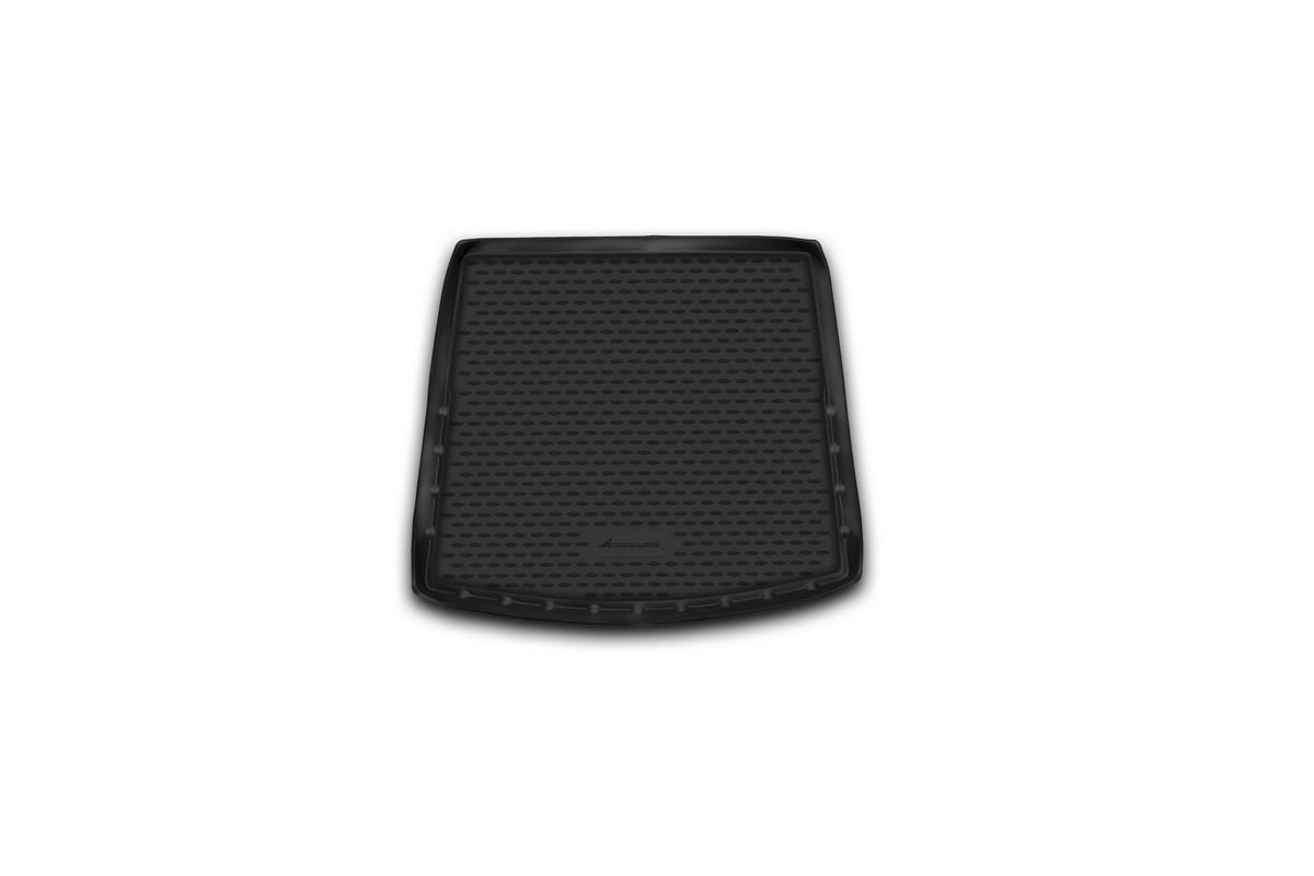 Купить Коврик автомобильный Novline-Autofamily для Mitsubishi Outlander / Outlander Phev кроссовер 2012-2015, 2015-, с органайзером, в багажник