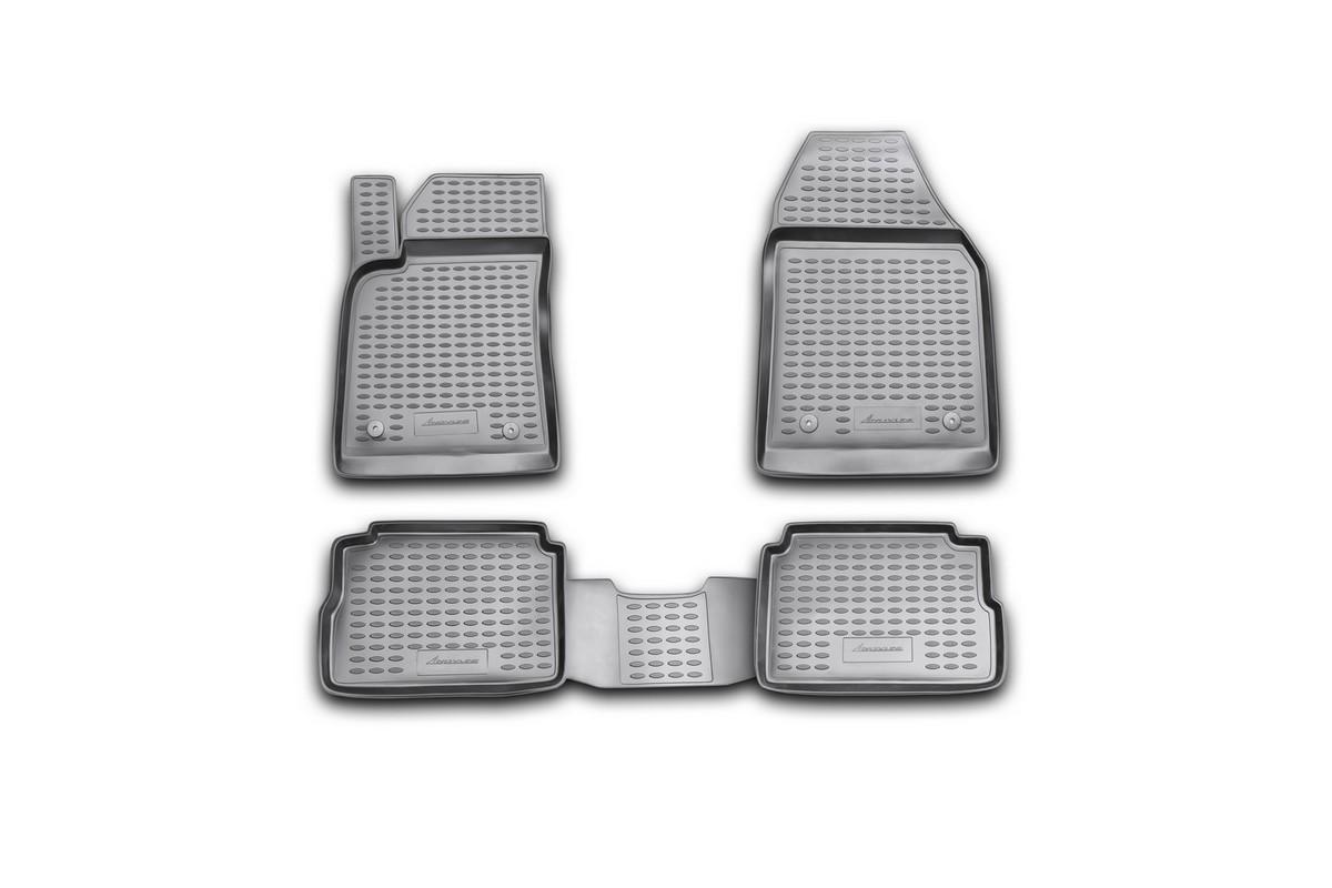 Коврики в салон OPEL Vectra 2002-2008, сед., хб., 4 шт. (полиуретан). NLC.37.16.210kNLC.37.16.210kКоврики в салон не только улучшат внешний вид салона вашего автомобиля, но и надежно уберегут его от пыли, грязи и сырости, а значит, защитят кузов от коррозии. Полиуретановые коврики для автомобиля гладкие, приятные и не пропускают влагу. Автомобильные коврики в салон учитывают все особенности каждой модели и полностью повторяют контуры пола. Благодаря этому их не нужно будет подгибать или обрезать. И самое главное — они не будут мешать педалям.Полиуретановые автомобильные коврики для салона произведены из высококачественного материала, который держит форму и не пачкает обувь. К тому же, этот материал очень прочный (его, к примеру, не получится проткнуть каблуком).Некоторые автоковрики становятся источником неприятного запаха в автомобиле. С полиуретановыми ковриками Novline вы можете этого не бояться.Ковры для автомобилей надежно крепятся на полу и не скользят, что очень важно во время движения, особенно для водителя.Автоковры из полиуретана надежно удерживают грязь и влагу, при этом всегда выглядят довольно опрятно. И чистятся они очень просто: как при помощи автомобильного пылесоса, так и различными моющими средствами.