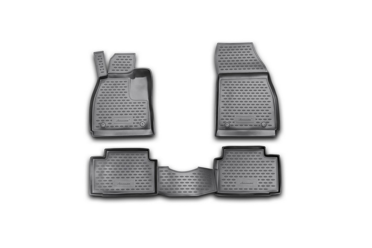 Набор автомобильных ковриков Novline-Autofamily для Opel Insignia 2008-, в салон, 4 шт. NLC.37.22.210k набор автомобильных ковриков novline autofamily для opel insignia 2008 в салон 4 шт nlc 37 22 210k