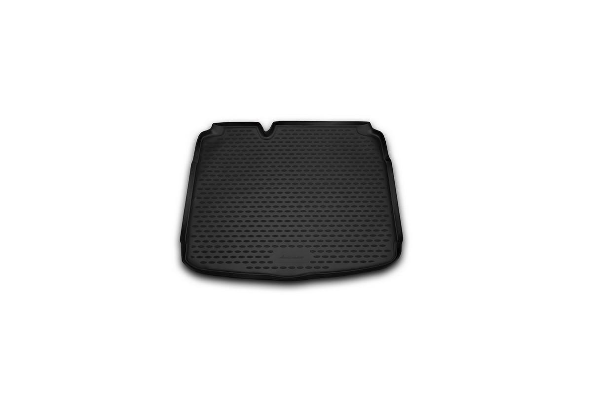 Коврик автомобильный Novline-Autofamily для Seat Leon хэтчбек 10/2007-, в багажникNLC.44.02.B11Автомобильный коврик Novline-Autofamily, изготовленный из полиуретана, позволит вам без особых усилий содержать в чистоте багажный отсек вашего авто и при этом перевозить в нем абсолютно любые грузы. Этот модельный коврик идеально подойдет по размерам багажнику вашего автомобиля. Такой автомобильный коврик гарантированно защитит багажник от грязи, мусора и пыли, которые постоянно скапливаются в этом отсеке. А кроме того, поддон не пропускает влагу. Все это надолго убережет важную часть кузова от износа. Коврик в багажнике сильно упростит для вас уборку. Согласитесь, гораздо проще достать и почистить один коврик, нежели весь багажный отсек. Тем более, что поддон достаточно просто вынимается и вставляется обратно. Мыть коврик для багажника из полиуретана можно любыми чистящими средствами или просто водой. При этом много времени у вас уборка не отнимет, ведь полиуретан устойчив к загрязнениям.Если вам приходится перевозить в багажнике тяжелые грузы, за сохранность коврика можете не беспокоиться. Он сделан из прочного материала, который не деформируется при механических нагрузках и устойчив даже к экстремальным температурам. А кроме того, коврик для багажника надежно фиксируется и не сдвигается во время поездки, что является дополнительной гарантией сохранности вашего багажа.Коврик имеет форму и размеры, соответствующие модели данного автомобиля.