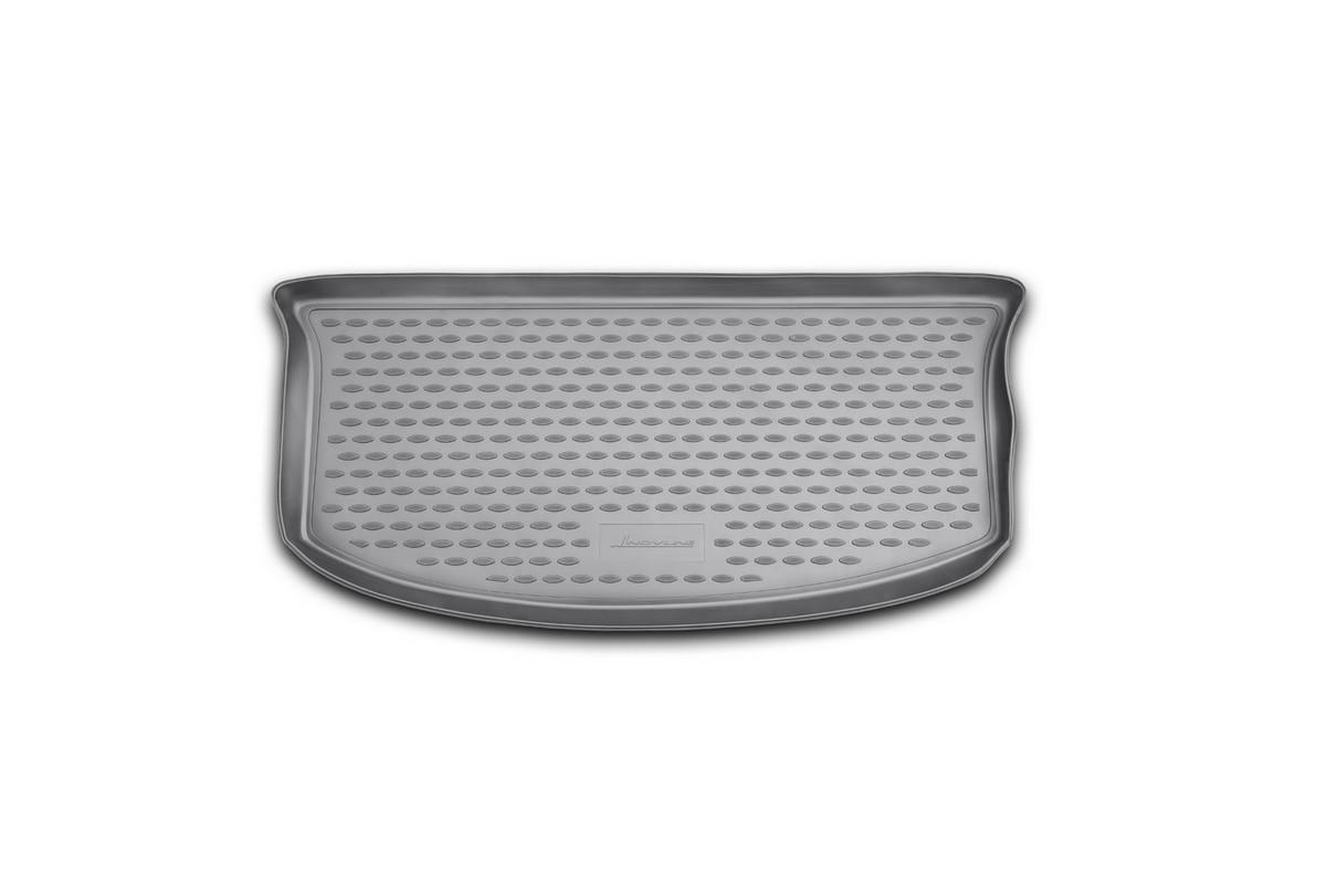 Коврик автомобильный Novline-Autofamily, для Suzuki Splash 05/2009-, в багажникNLC.47.17.B11Автомобильный коврик в багажник Novline-Autofamily позволит вам без особых усилий содержать в чистоте багажный отсек вашего авто и при этом перевозить в нем абсолютно любые грузы. Он защитит багажник от грязи, мусора и пыли, которые постоянно там скапливаются. Кроме того, поддон не пропускает влагу. Все это надолго убережет важную часть кузова от износа. Коврик выполнен из прочного материала, который не деформируется при механических нагрузках и устойчив даже к экстремальным температурам. Он надежно фиксируется и не сдвигается во время поездки - это дополнительная гарантия сохранности вашего багажа. Коврик в багажнике сильно упростит для вас уборку. Ведь гораздо проще достать и почистить один коврик, нежели весь багажный отсек. Мыть коврик из полиуретана можно любыми чистящими средствами или просто водой. При этом много времени у вас уборка не отнимет, ведь полиуретан устойчив к загрязнениям. Этот модельный коврик идеально подойдет по размерам багажнику вашего авто.