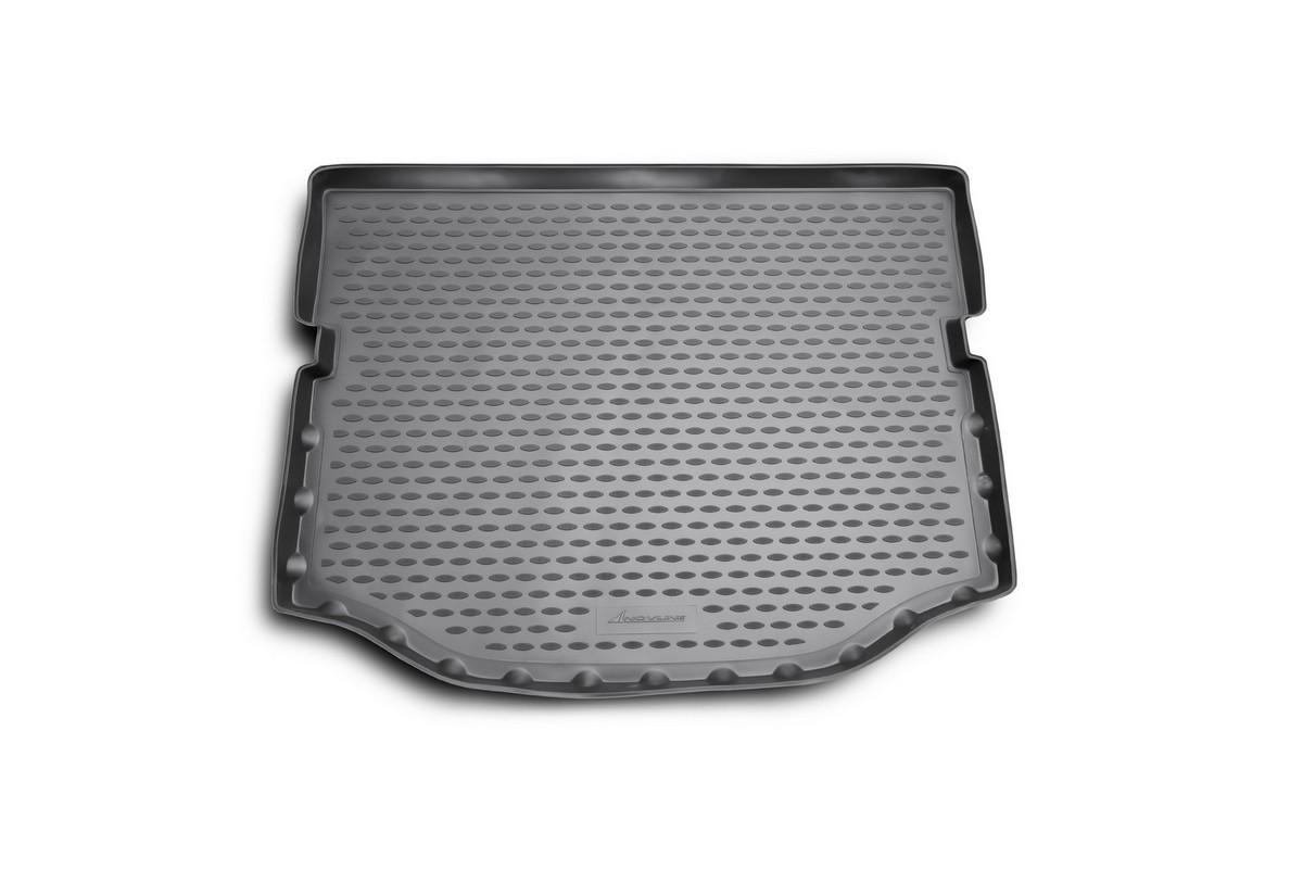 Коврик автомобильный Novline-Autofamily для Toyota Rav4 кроссовер 2013-, в багажникNLC.48.57.B13Автомобильный коврик Novline-Autofamily, изготовленный из полиуретана, позволит вам без особых усилий содержать в чистоте багажный отсек вашего авто и при этом перевозить в нем абсолютно любые грузы. Этот модельный коврик идеально подойдет по размерам багажнику вашего автомобиля. Такой автомобильный коврик гарантированно защитит багажник от грязи, мусора и пыли, которые постоянно скапливаются в этом отсеке. А кроме того, поддон не пропускает влагу. Все это надолго убережет важную часть кузова от износа. Коврик в багажнике сильно упростит для вас уборку. Согласитесь, гораздо проще достать и почистить один коврик, нежели весь багажный отсек. Тем более, что поддон достаточно просто вынимается и вставляется обратно. Мыть коврик для багажника из полиуретана можно любыми чистящими средствами или просто водой. При этом много времени у вас уборка не отнимет, ведь полиуретан устойчив к загрязнениям.Если вам приходится перевозить в багажнике тяжелые грузы, за сохранность коврика можете не беспокоиться. Он сделан из прочного материала, который не деформируется при механических нагрузках и устойчив даже к экстремальным температурам. А кроме того, коврик для багажника надежно фиксируется и не сдвигается во время поездки, что является дополнительной гарантией сохранности вашего багажа.Коврик имеет форму и размеры, соответствующие модели данного автомобиля.