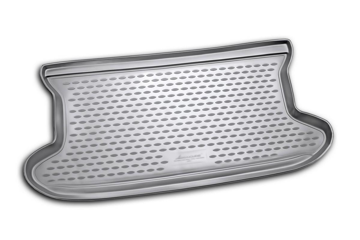 Коврик автомобильный Novline-Autofamily для Great Wall Coolbear хэтчбек 2008-, в багажникNLC.59.07.B11Автомобильный коврик Novline-Autofamily, изготовленный из полиуретана, позволит вам без особых усилий содержать в чистоте багажный отсек вашего авто и при этом перевозить в нем абсолютно любые грузы. Этот модельный коврик идеально подойдет по размерам багажнику вашего автомобиля. Такой автомобильный коврик гарантированно защитит багажник от грязи, мусора и пыли, которые постоянно скапливаются в этом отсеке. А кроме того, поддон не пропускает влагу. Все это надолго убережет важную часть кузова от износа. Коврик в багажнике сильно упростит для вас уборку. Согласитесь, гораздо проще достать и почистить один коврик, нежели весь багажный отсек. Тем более, что поддон достаточно просто вынимается и вставляется обратно. Мыть коврик для багажника из полиуретана можно любыми чистящими средствами или просто водой. При этом много времени у вас уборка не отнимет, ведь полиуретан устойчив к загрязнениям.Если вам приходится перевозить в багажнике тяжелые грузы, за сохранность коврика можете не беспокоиться. Он сделан из прочного материала, который не деформируется при механических нагрузках и устойчив даже к экстремальным температурам. А кроме того, коврик для багажника надежно фиксируется и не сдвигается во время поездки, что является дополнительной гарантией сохранности вашего багажа.Коврик имеет форму и размеры, соответствующие модели данного автомобиля.