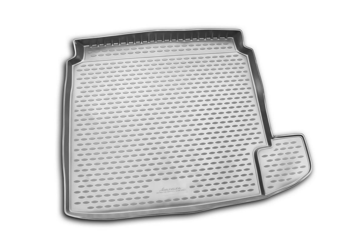 Коврик автомобильный Novline-Autofamily для Chery M11 седан 2010-, в багажник коврик в багажник novline ford grand c max 11 2010 разложенные сиденья заднего ряда полиуретан b000 19