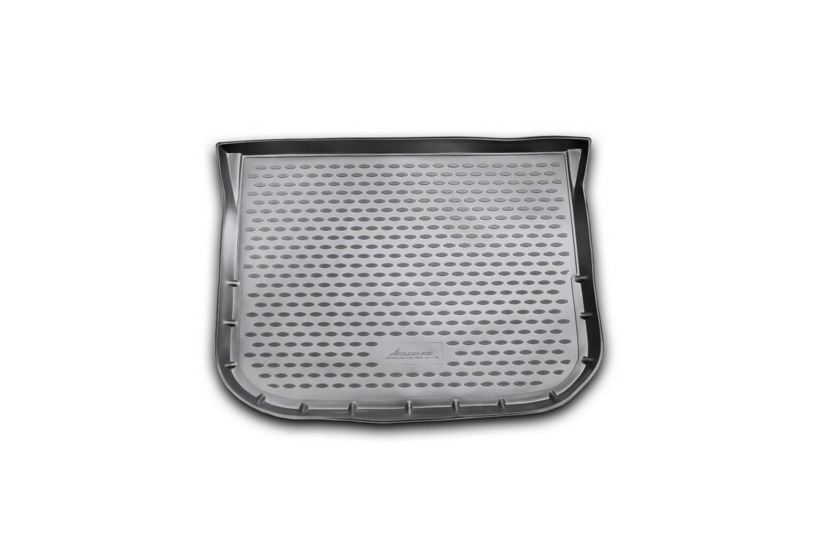 Коврик автомобильный Novline-Autofamily для Chery Indis хэтчбек 2011-, в багажник. NLC.63.12.B11NLC.63.12.B11Автомобильный коврик Novline-Autofamily, изготовленный из полиуретана, позволит вам без особых усилий содержать в чистоте багажный отсек вашего авто и при этом перевозить в нем абсолютно любые грузы. Этот модельный коврик идеально подойдет по размерам багажнику вашего автомобиля. Такой автомобильный коврик гарантированно защитит багажник от грязи, мусора и пыли, которые постоянно скапливаются в этом отсеке. А кроме того, поддон не пропускает влагу. Все это надолго убережет важную часть кузова от износа. Коврик в багажнике сильно упростит для вас уборку. Согласитесь, гораздо проще достать и почистить один коврик, нежели весь багажный отсек. Тем более, что поддон достаточно просто вынимается и вставляется обратно. Мыть коврик для багажника из полиуретана можно любыми чистящими средствами или просто водой. При этом много времени у вас уборка не отнимет, ведь полиуретан устойчив к загрязнениям.Если вам приходится перевозить в багажнике тяжелые грузы, за сохранность коврика можете не беспокоиться. Он сделан из прочного материала, который не деформируется при механических нагрузках и устойчив даже к экстремальным температурам. А кроме того, коврик для багажника надежно фиксируется и не сдвигается во время поездки, что является дополнительной гарантией сохранности вашего багажа.Коврик имеет форму и размеры, соответствующие модели данного автомобиля.