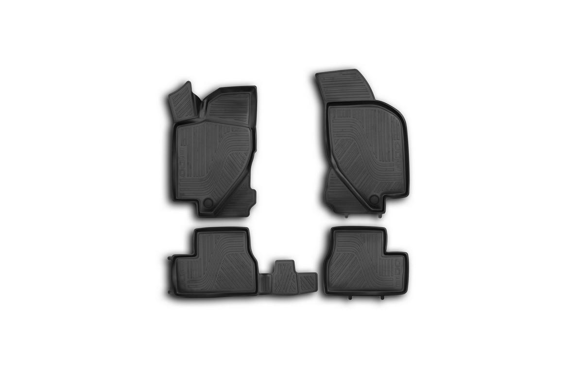 Набор автомобильных ковриков Novline-Autofamily для Datsun mi-DO 01/2015-, в салон, 4 штNLC.94.02.210kНабор автомобильных ковриков Novline-Autofamily, изготовленный из полиуретана, состоит из 4 ковриков, которые учитывают все особенности каждой модели автомобиля и полностью повторяют контуры пола. Полиуретановые автомобильные коврики для салона произведены из высококачественного материала, который держит форму, прочный и не пачкает обувь. Коврики в салон не только улучшат внешний вид салона вашего автомобиля, но и надежно уберегут его от пыли, грязи и сырости, а значит, защитят кузов от коррозии. Полиуретановые коврики для автомобиля гладкие, приятные и не пропускают влагу. Ковры для автомобилей надежно крепятся на полу и не скользят, что очень важно во время движения. Чистятся коврики очень просто: как при помощи автомобильного пылесоса, так и различными моющими средствами. Набор подходит для Datsun mi-DO с января 2015 года выпуска.