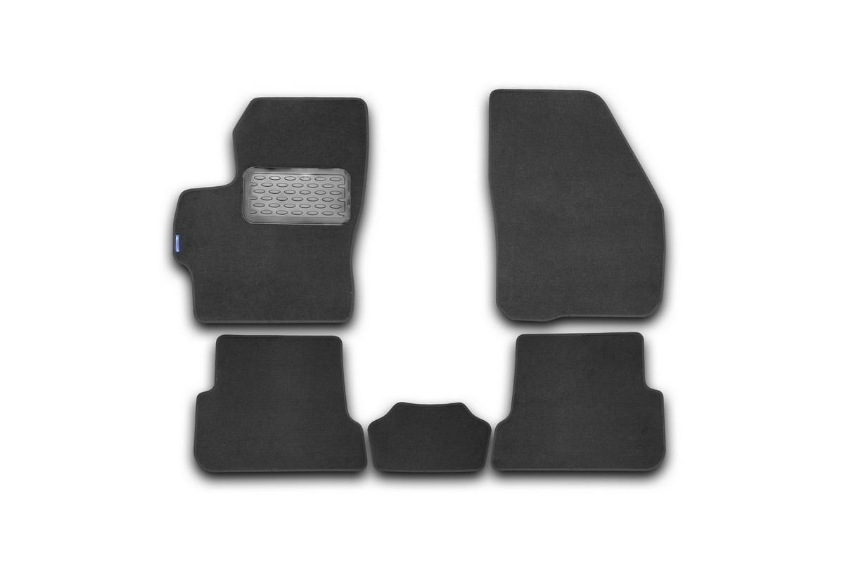 Набор автомобильных ковриков Novline-Autofamily для Mazda 3 2003-2009, седан, в салон, 5 штNLT.33.01.11.110khНабор автомобильных ковриков Novline-Autofamily, изготовленный из текстиля, состоит из 5 ковриков, которые учитывают все особенности каждой модели автомобиля и полностью повторяют контуры пола. Текстильные автомобильные коврики для салона произведены из высококачественного материала, который держит форму, прочный и не пачкает обувь. Коврики в салон не только улучшат внешний вид салона вашего автомобиля, но и надежно уберегут его от пыли, грязи и сырости, а значит, защитят кузов от коррозии. Текстильные коврики для автомобиля мягкие и приятные, а их основа из вспененного полиуретана не пропускает влагу. Ковры для автомобилей надежно крепятся на полу и не скользят, что очень важно во время движения. Чистятся коврики очень просто: как при помощи автомобильного пылесоса, так и различными моющими средствами. Набор подходит для Mazda 3 седан 2003-2009 годов выпуска.