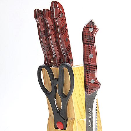Набор ножей Mayer & Boch, 7 предметов. 397 набор ножей mayer