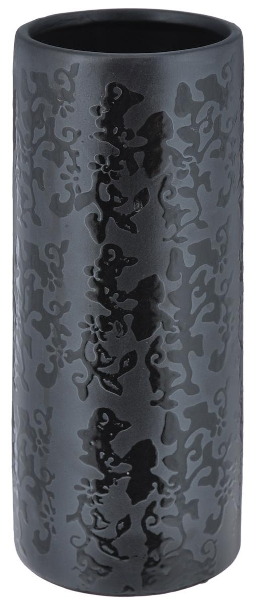 Ваза Sima-land Кружева, высота 29,5 см863611Ваза Sima-land Кружева изготовлена из высококачественной керамики. Изделие оформленоизящным рельефным узором и оснащено антискользящими накладками на дне. Такая стильная ваза с легкостьювпишется практически в любой интерьер. Она станет изумительным подарком, которыйдоставит радость, ведь это не только красивый, но еще и функциональный презент.Диаметр: 11 см.Высота: 29,5 см.
