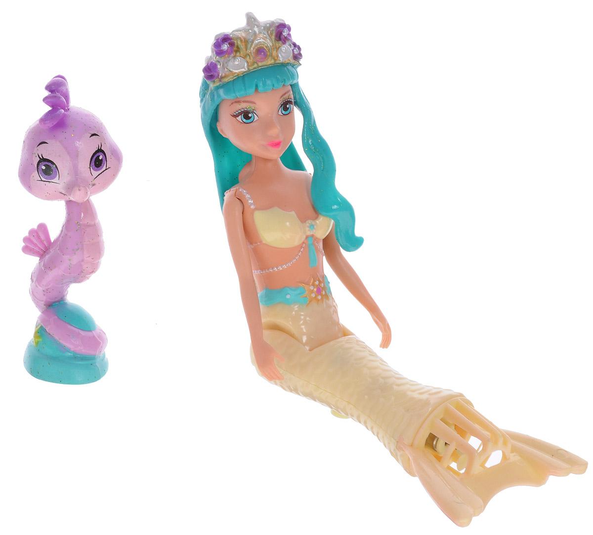 Redwood Мини-кукла Танцующая русалочка Нарисса - Интерактивные игрушки