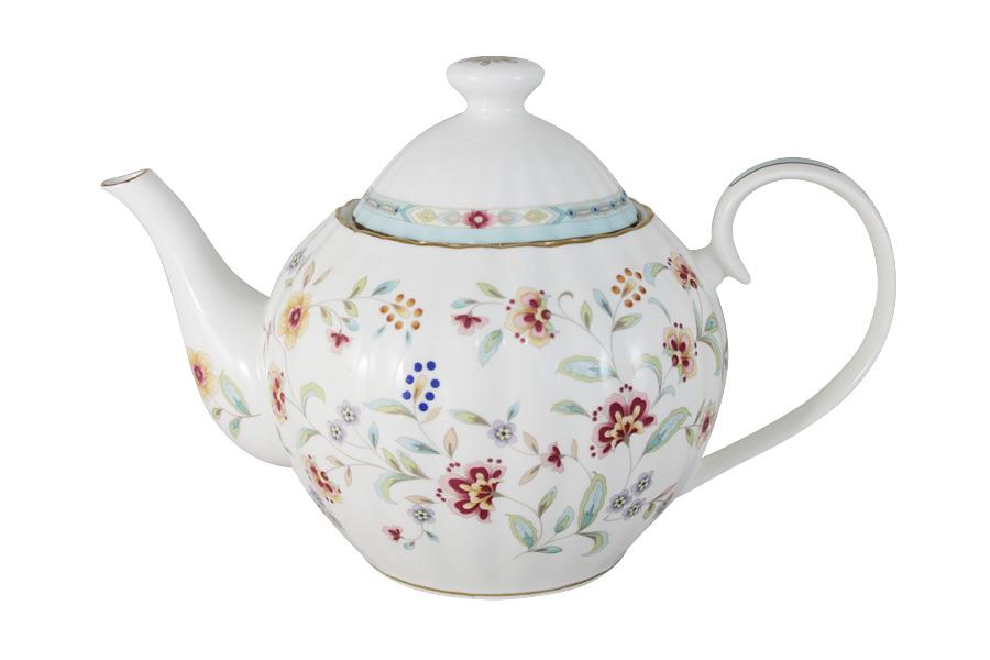 Чайник заварочный Colombo Грейс, 1,2 л2801505Посуда для чая и сервировки стола торговой марки Colombo изготовлена из костяногофарфора.Широкий ассортимент (от отдельных предметов до сервизов) и разнообразие мотивов длядекора (от классических до современных) позволяет составить набор в соответствии сзапросом и вкусом клиента, а красивая упаковка - подобрать подарок к любому торжеству. Высокое качество изделий достигается благодаря использованию новейших технологий приизготовлении посуды, а также строгому контролю на всех этапах производственногопроцесса на фабрике.Рекомендуется мыть в теплой воде с применением мягких моющих средств.