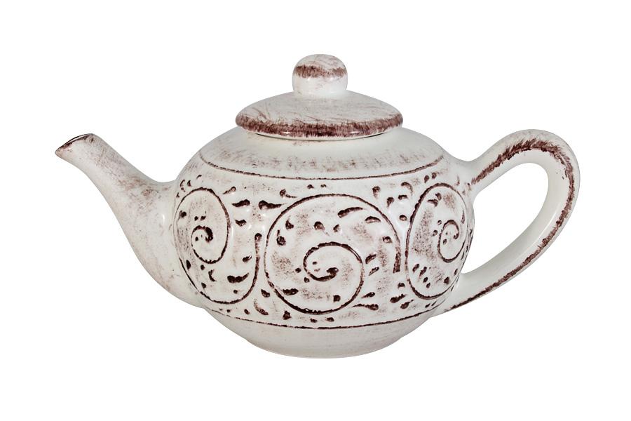 Чайник заварочный LCS Медичи, 650 млLCS958TP-ME-ALЗаварочный чайник LCS Медичи, изготовленный из высококачественной керамики, оснащен удобной ручкой и крышкой. Изделие оформлено изящным изображением цветочных узоров. Такой чайник придется по вкусу и ценителям классики, и тем, кто предпочитает утонченность и изысканность.
