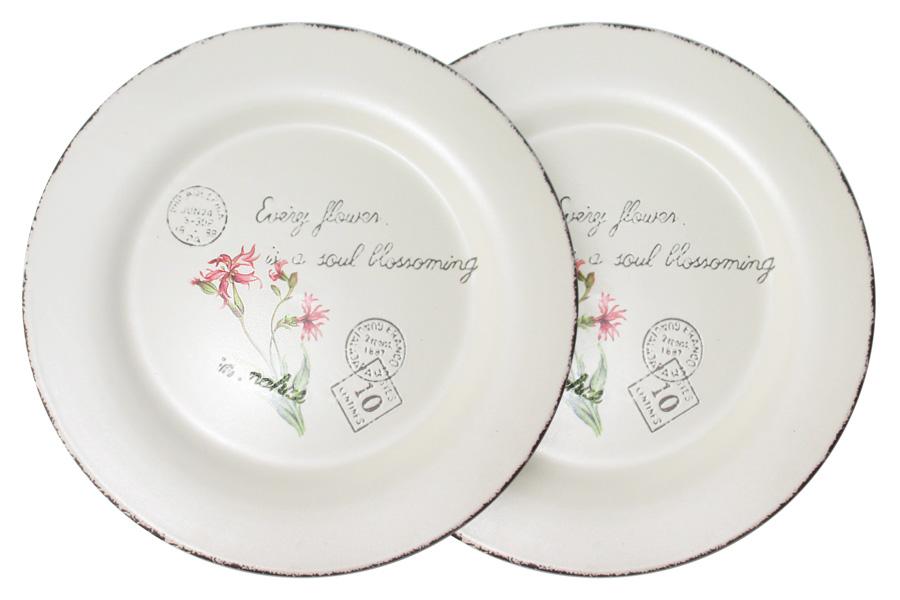 Набор тарелок LF Ceramic Воспоминания, диаметр 25 см, 2 штLF-120E2257-2-ALНабор LF Ceramic Воспоминания, выполненный из высококачественной керамики, состоит из двух тарелок и предназначен для красивой сервировки различных блюд. Набор сочетает в себе изысканный дизайн с максимальной функциональностью. Оригинальность оформления придется по вкусу и ценителям классики, и тем, кто предпочитает современный стиль.Можно использовать в холодильной камере и в микроволновой печи. Можно мыть в посудомоечной машине. Диаметр тарелки: 25 см.