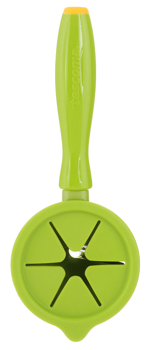 Приспособление для нарезки широких полосок овощей Tescoma Presto Carving, цвет: оливковый зонт наоборот полуавтомат mgitik