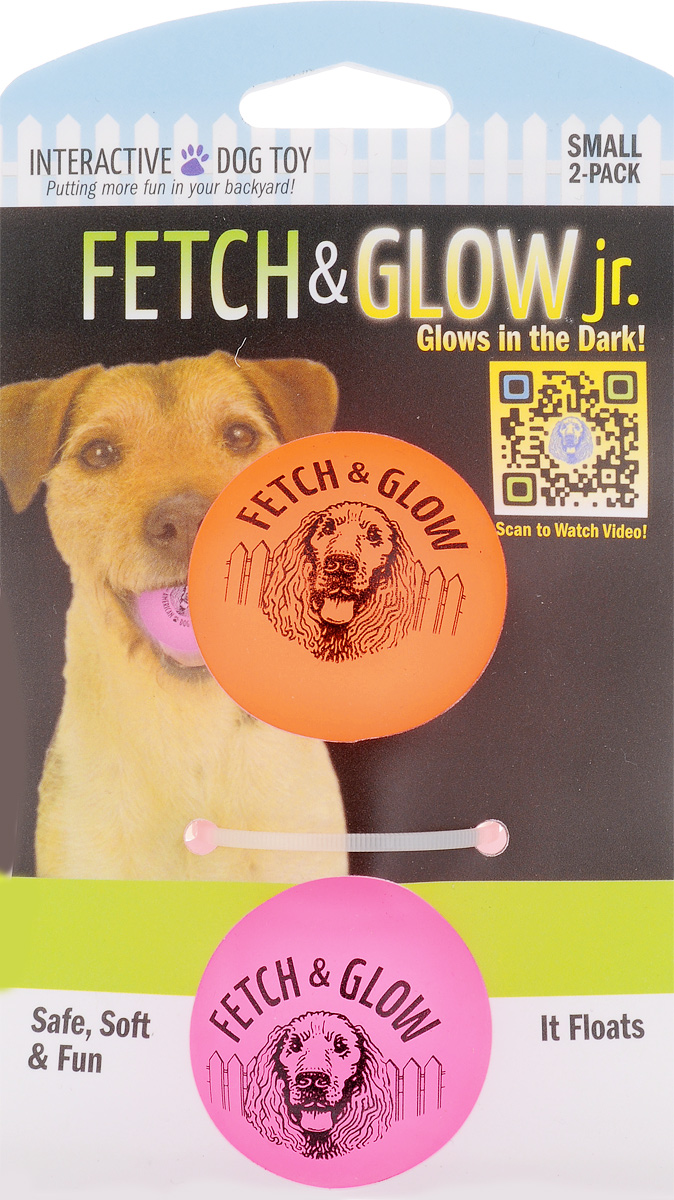 Игрушка для собак Fetch & Glow Jr.