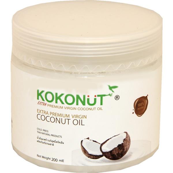 Коконат Экстра Премиум кокосовое масло для тела Коконат, 200 мл0239Является природным источником лауриновой кислоты и витамина Е, которые придают бархатистость коже и шелковистость волосам. Этот продукт экстра — класса получен путем холодного отжима, не содержит никаких добавок и может использоваться не только как косметическое средство, но и в качестве добавки в пищу.