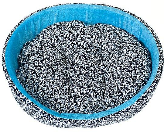 Лежак Узоры-4,64 x 49 x 15 см