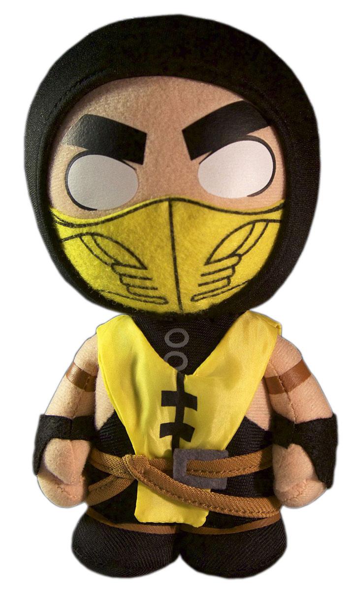 Mortal Kombat. Мягкая игрушка Scorpion, 1С-СофтКлаб
