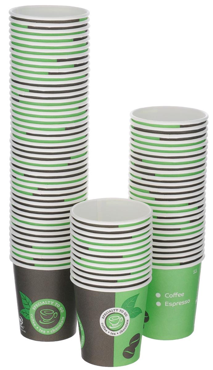 Набор одноразовых стаканов Huhtamaki Coffee-to-Go, 100 мл, 80 штПОС22356Одноразовые стаканы Huhtamaki Coffee-to-Go, изготовленные из плотной бумаги, предназначены для подачи горячих напитков. Вы можете взять их с собой на природу, в парк, на пикник и наслаждаться вкусными напитками. Несмотря на то, что стаканы бумажные, они очень прочные и не промокают. Диаметр (по верхнему краю): 6 см. Высота: 6,5 см.