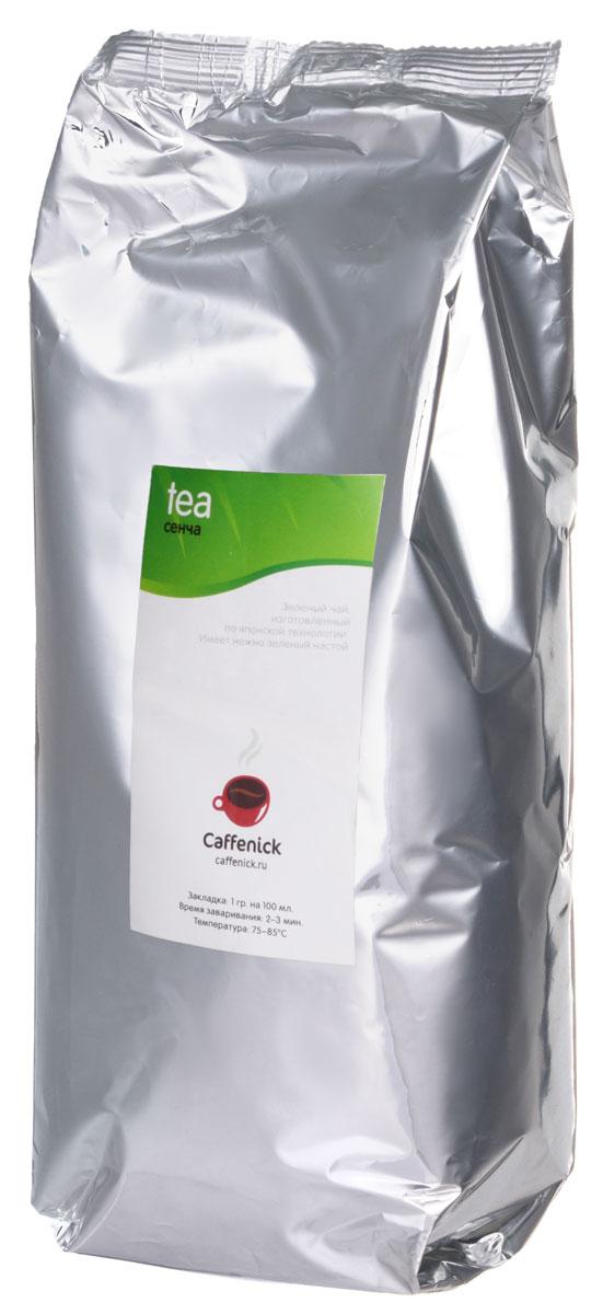 Caffenick Сенча первой категории зеленый листовой чай, 500 г чай caffenick caffenick куртизанка 500
