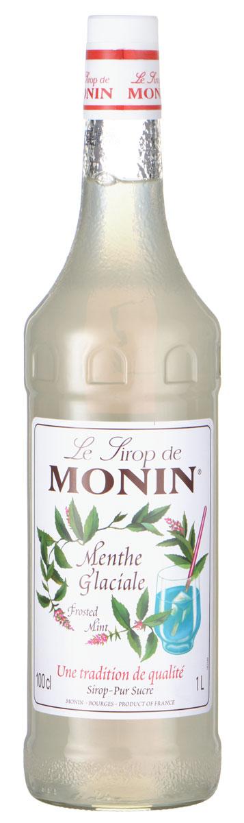 Monin Мятный сироп, 1 лSMONN0-000089Monin Мятный - пастеризованный сироп со вкусом и ароматом мяты. Отлично подойдет для добавления в коктейли, мороженое и десерты.Сиропы Monin выпускает одноименная французская марка, которая известна как лидирующий производитель алкогольных и безалкогольных сиропов в мире. В 1912 году во французском городке Бурже девятнадцатилетний предприниматель Джордж Монин основал собственную компанию, которая специализировалась на производстве вин, ликеров и сиропов. Место для завода было выбрано не случайно: город Бурже находился в непосредственной близости от крупных сельскохозяйственных районов - главных поставщиков свежих ягод и фруктов.