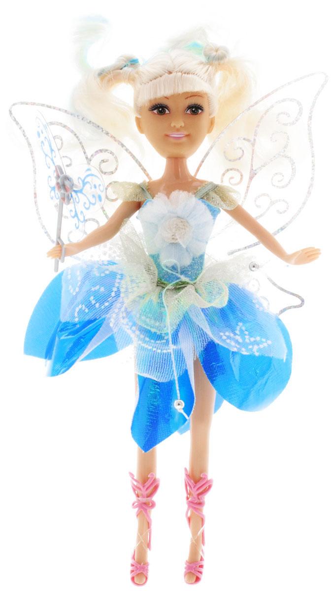 Brilliance Fair Кукла Волшебная мелодия в голубом платье кукла funville brilliance fair с волшебной палочкой
