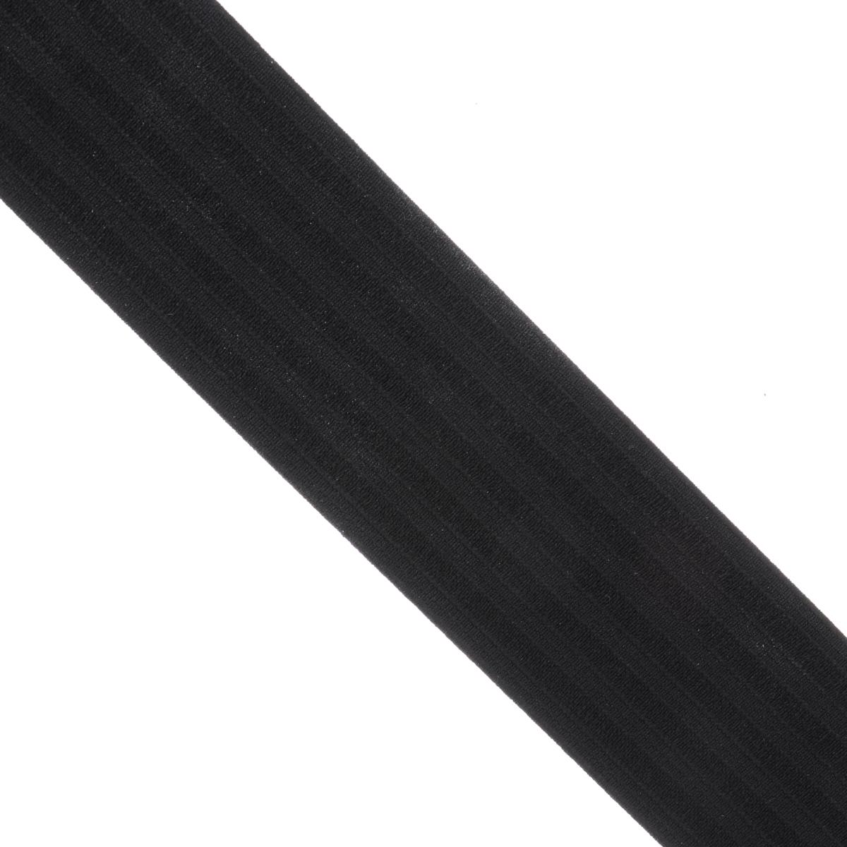 Лента эластичная Prym, для уплотнения шва, цвет: черный, ширина 5 см, длина 10 м693546Эластичная лента Prym предназначена для уплотнения шва. Выполнена из полиэстера (80%) и эластомера (20%). Ткань прочная, стабильная, облегчает равномерное притачивание внутренней отделки.Длина ленты: 10 м.Ширина ленты: 5 см.