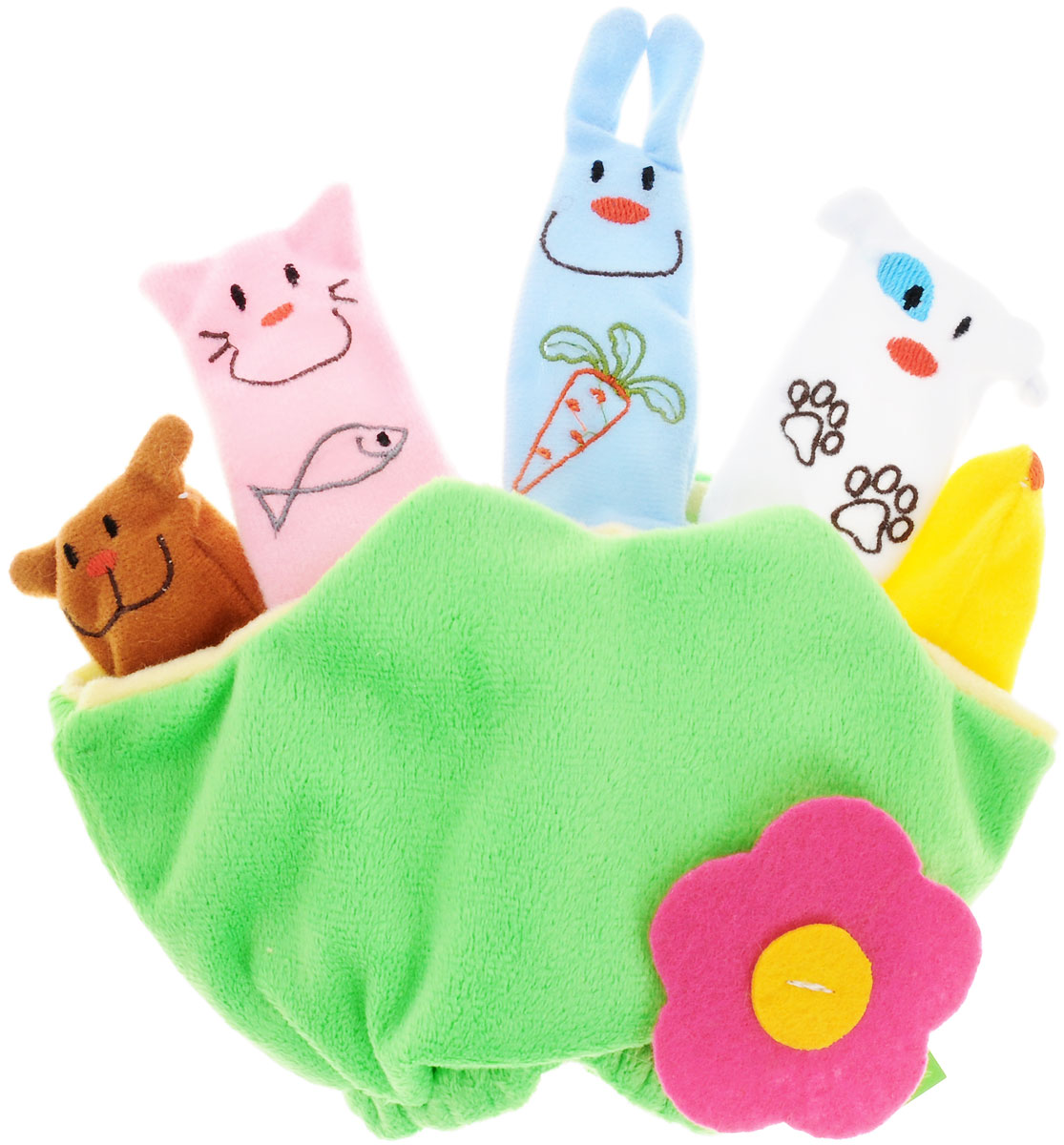 Mommy Love Развивающая игрушка Полянка сортер mommy love весёлые фигурки