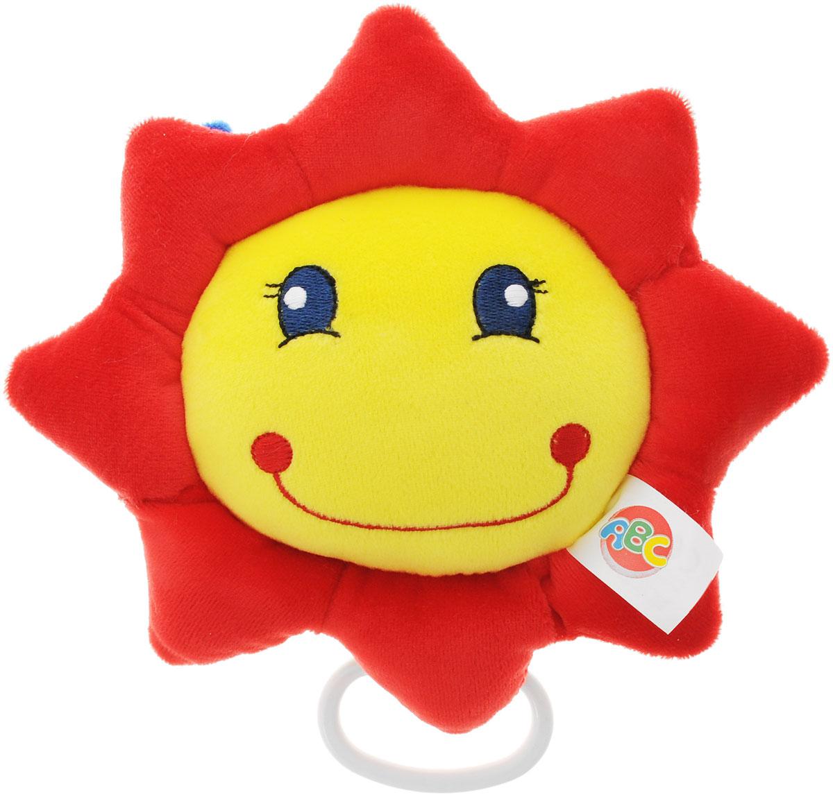 Simba Музыкальная игрушка-подвеска Солнышко simba музыкальная гитара на батарейках свет звук 43 5 см 4010529