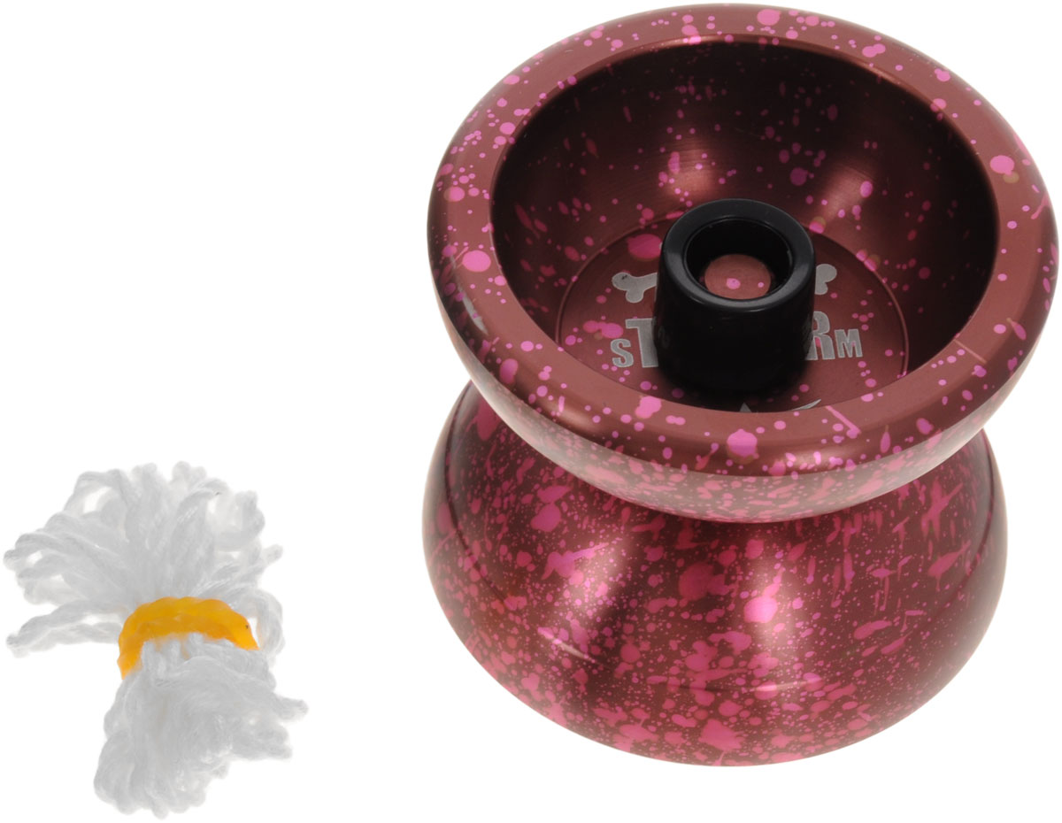 Aero-Yo Йо-йо Aero Storm цвет бордовый - Развлекательные игрушки