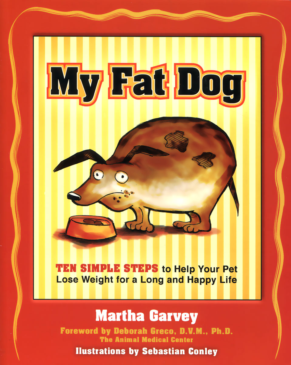 My Fat Dog: Ten Simple Steps to Help Your Pet Lose Weight for a long and Happy Life hot healthy household bicycle super mute younger dynamic magnetic bike fitness equipment pedal bicycle exercise to lose weight