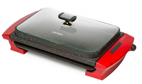 Oursson EG2000S, Red электрогриль - Электрогрили