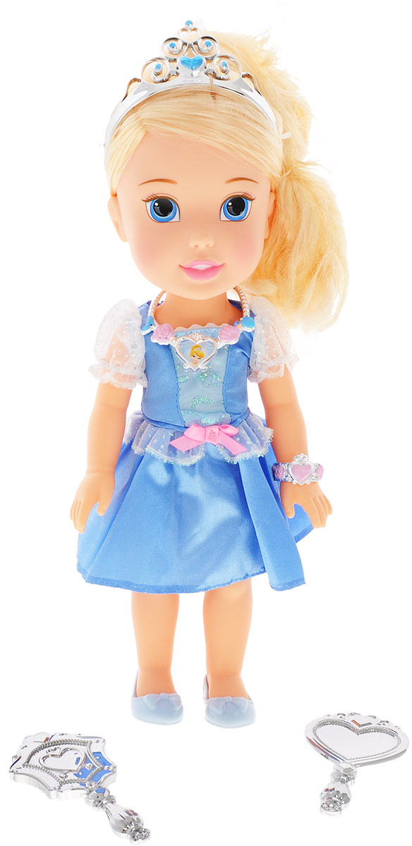 Disney Princess Кукла Малышка Золушка кукла disney princess малышка рапунцель